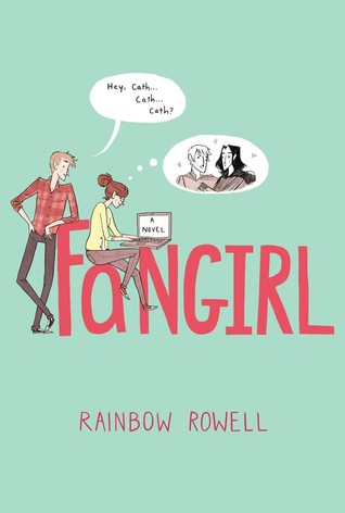 Fangirl by RainbowRowell