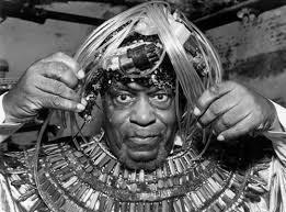 Sun Ra  Afrofuturism