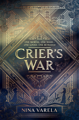 Crier's War by Nina Varela| Non-SpoilerReview