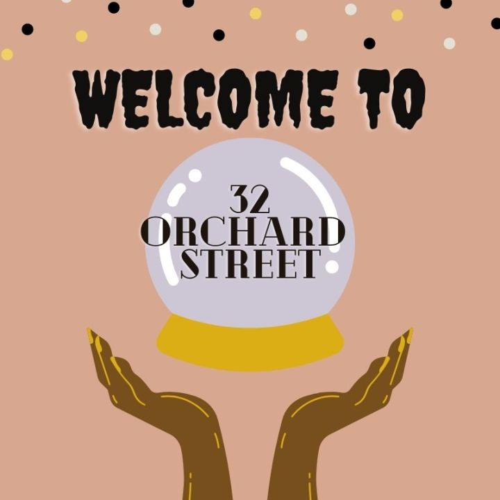 Welcome to 32 OrchardStreet.